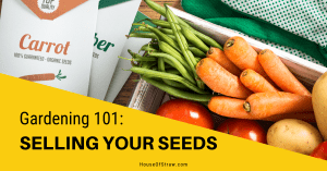 selling your seeds